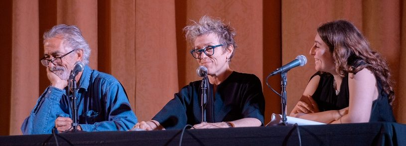 End of life event with Frances McDormand