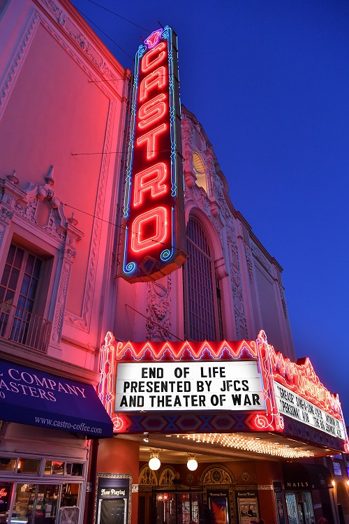 End of life at the castro theatre
